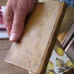 Magirus druk 1612 exemplaar Etienne Coudeville band
