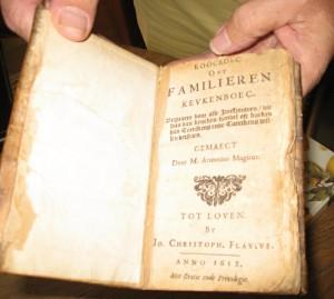 Magirus druk 1612 exemplaar Etienne Coudeville titelpagina