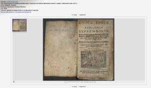 Koock-boekc 1655 UvA