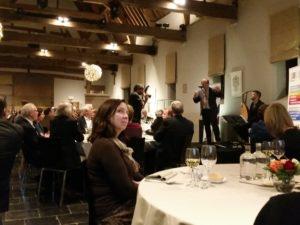 Magirus-diner toespraak rector Torfs
