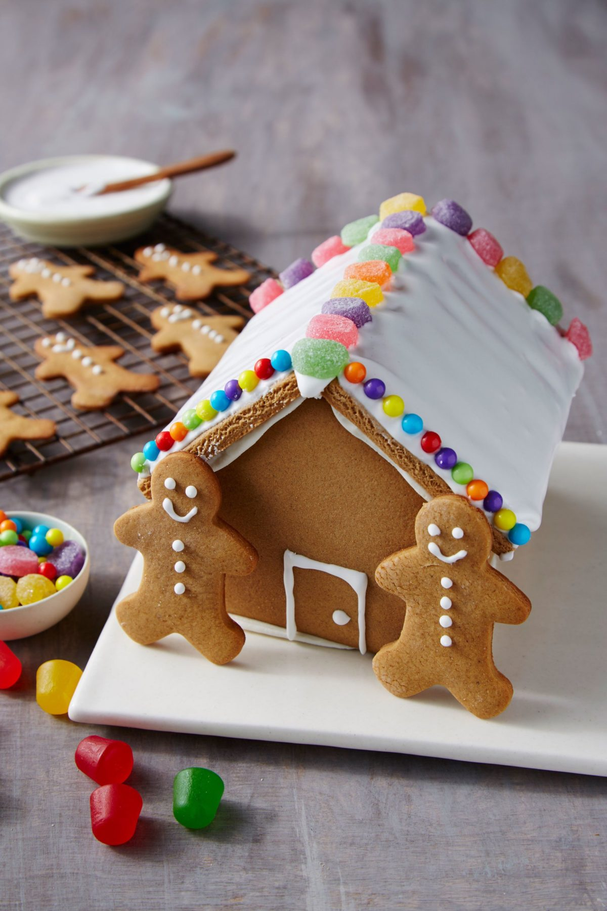 The Not So Holly Jolly History of Gingerbread